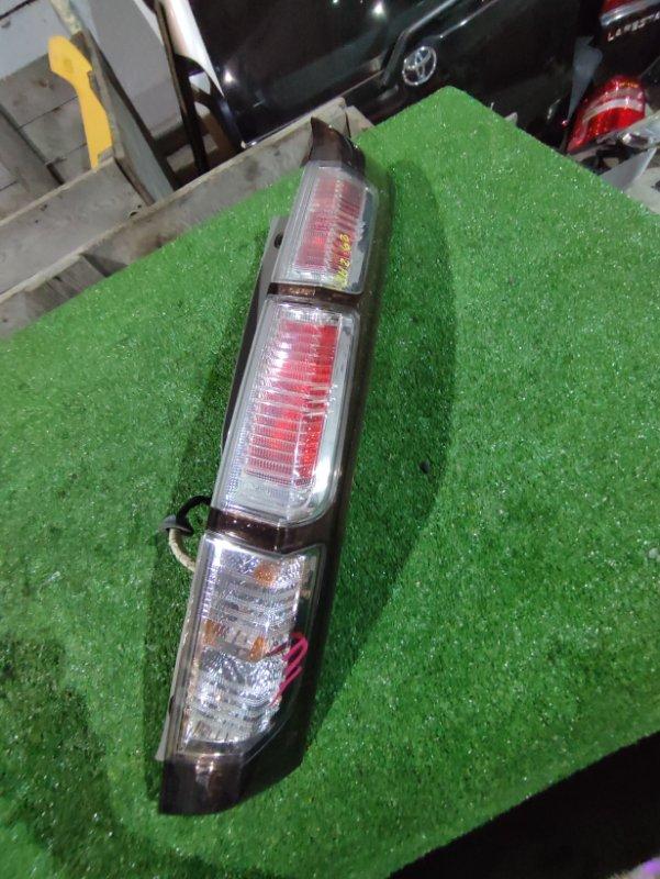 Фонарь стоп-сигнала Honda Stream RN8 R20A правый