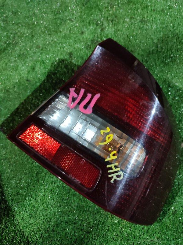 Фонарь стоп-сигнала Subaru Legacy BE5 EJ206 1999 правый