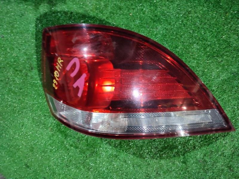 Фонарь стоп-сигнала Volkswagen Golf WVWZZZ1K2AM651703 CAX 2010 правый