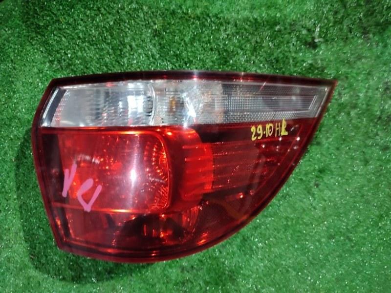 Фонарь стоп-сигнала Volkswagen Golf WVWZZZ1K2AM651703 CAX 2010 левый