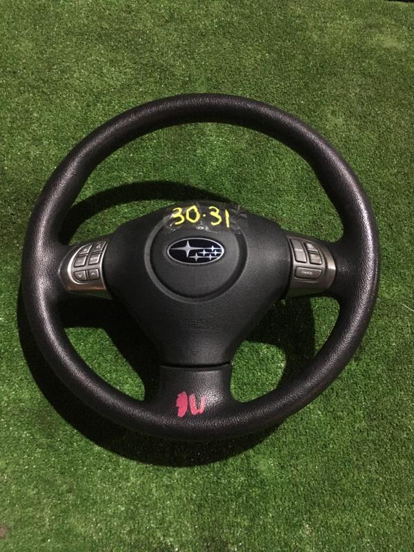 Руль Subaru Exiga YA4 EJ204