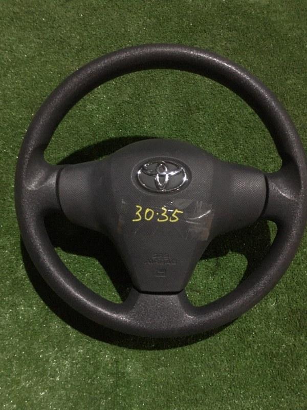 Руль Toyota Vitz NCP91 1NZ-FE