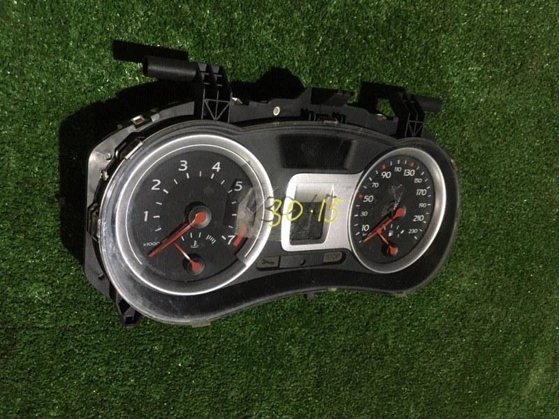 Комбинация приборов Renault Lutecia K4M D800