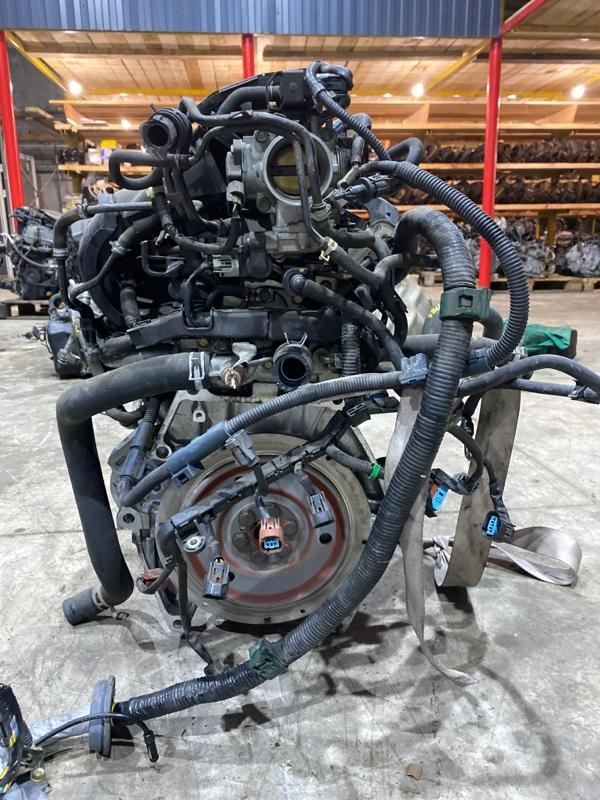 Проводка двигателя Honda Fit GD1 L13A