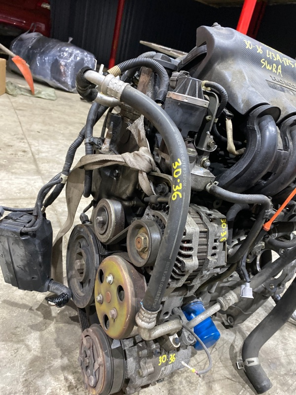 Шланг кондиционера Honda Fit GD1 L13A