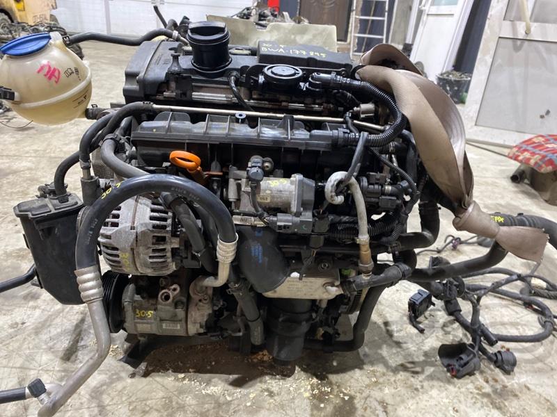 Двигатель Audi Tt BWA 2008