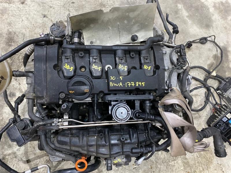 Проводка двигателя Audi Tt BWA 2008