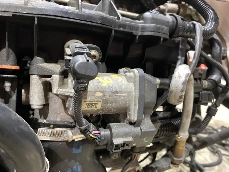 Заслонка дроссельная Audi Tt BWA 2008