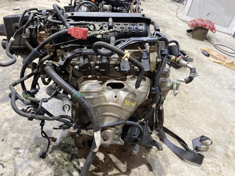 Проводка двигателя Honda Fit GD4 L15A
