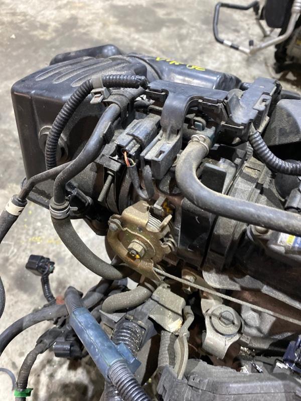 Заслонка дроссельная Honda Fit GD4 L15A