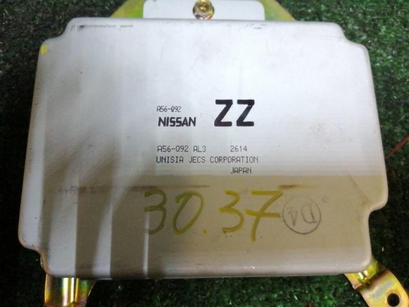 Блок управления кпп Nissan Ad VY11 QG13DE
