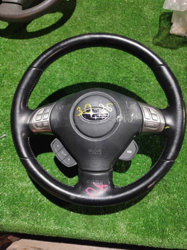 Руль Subaru Legacy Outback BP9 EJ253