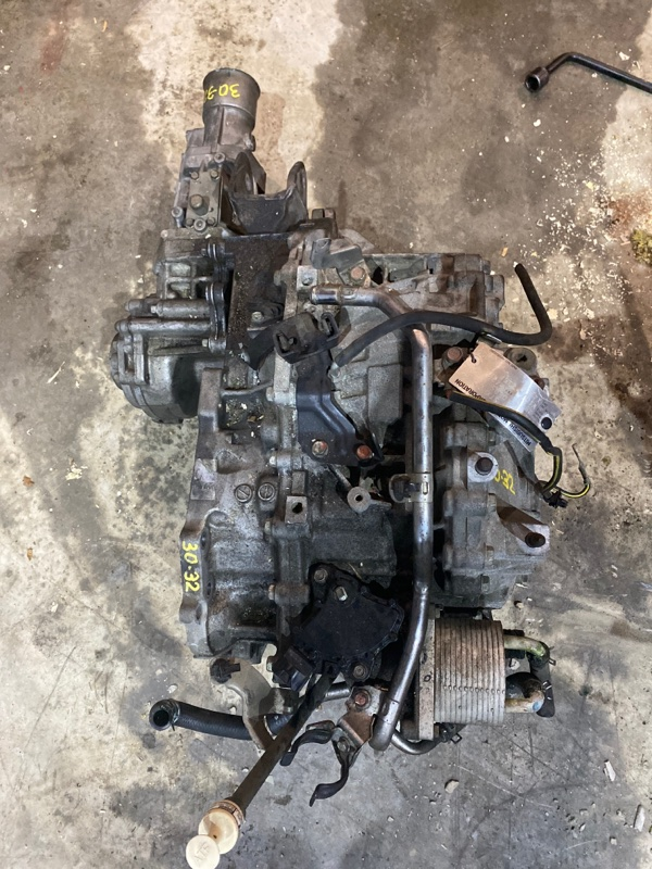 Акпп Mitsubishi Galant CY4A 4B11