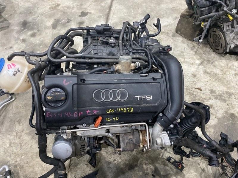 Двигатель Audi A3 CAX 2009