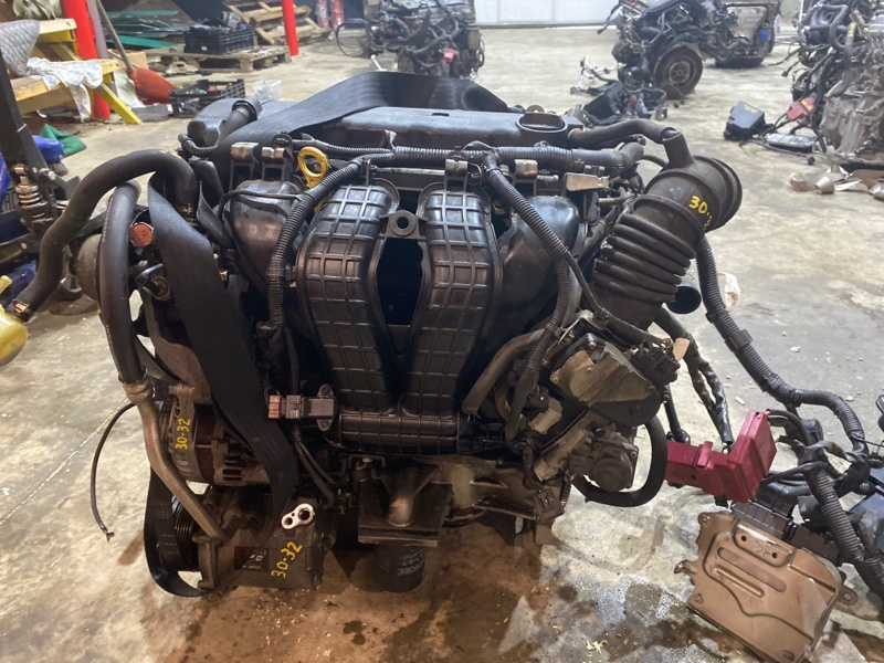 Двигатель Mitsubishi Galant CY4A 4B11