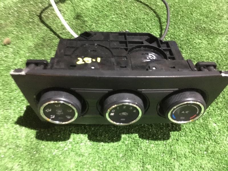Блок управления климат-контролем Subaru Impreza GP3 FB16ASZH1B 2012