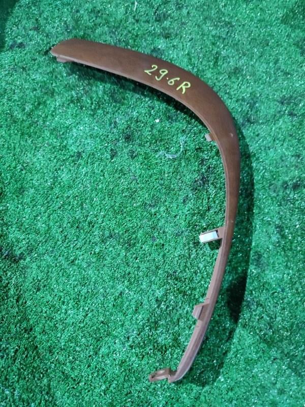 Пластиковые детали салона Mitsubishi Colt Z21A 4A90 2006 правое