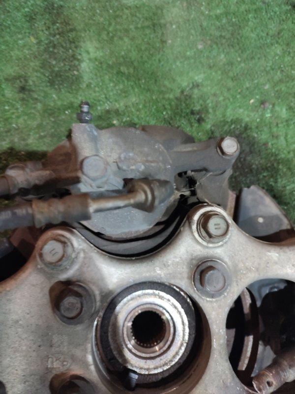 Шланг тормозной Toyota Mark X GRX135 4GR-FSE передний правый