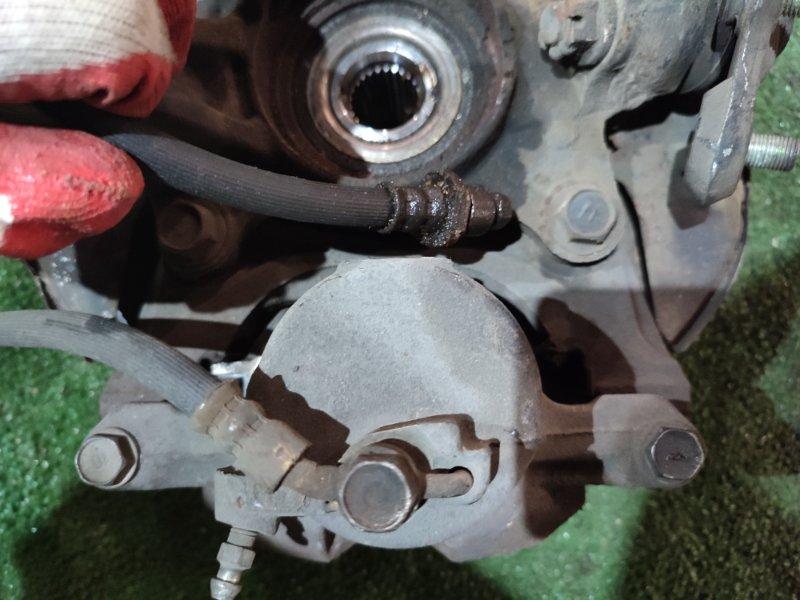Шланг тормозной Toyota Wish ZNE10G 1ZZ-FE передний правый