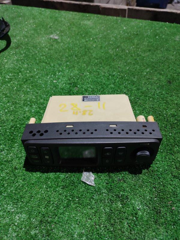 Блок управления климат-контролем Mitsubishi Diamante F31A 6G73