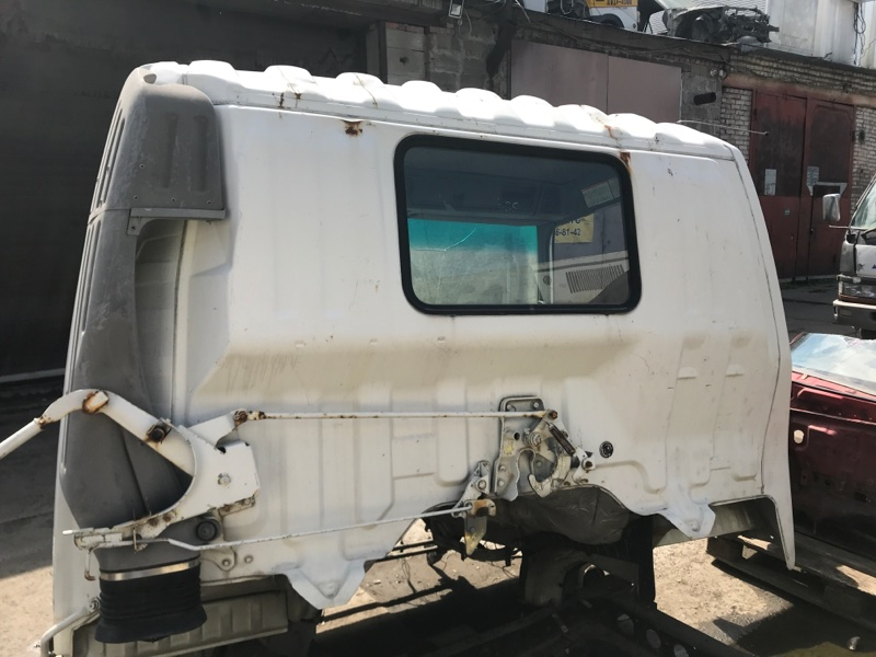 Механизм подъема кабины Hino Ranger FC3JHD J07C