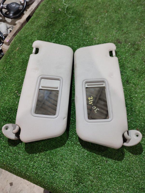 Солнцезащитный козырек Toyota Wish ZNE10G 1ZZ-FE