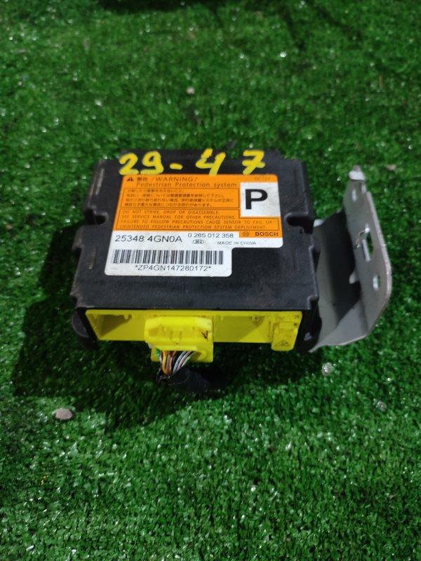 Блок управления airbag Nissan Skyline ZV37 274.930 2014