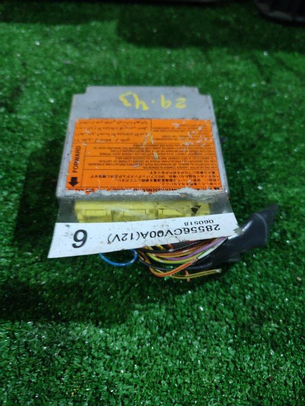 Блок управления airbag Nissan Wingroad Y12 HR15