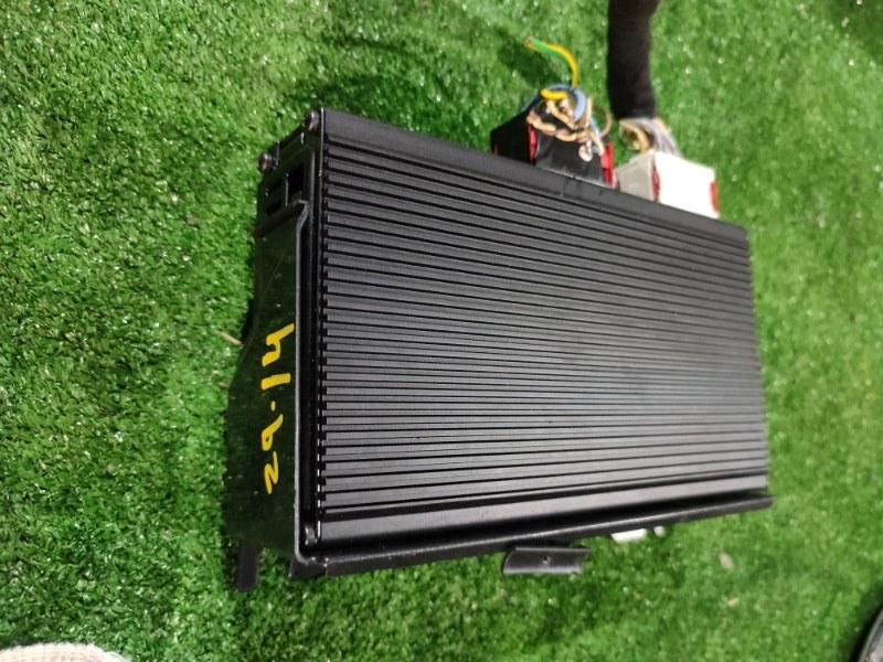 Усилитель звука Citroen C6 PSA 2007