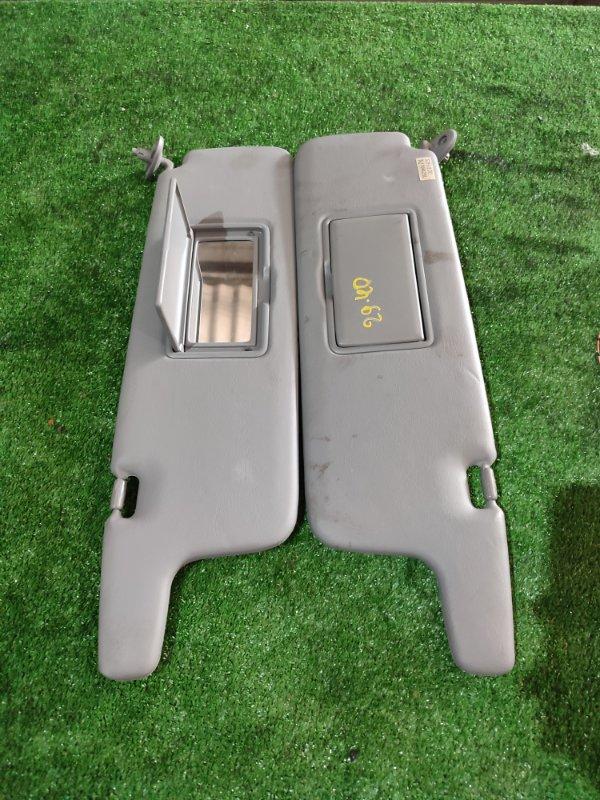 Солнцезащитный козырек Honda Hr-V GH3 D16A