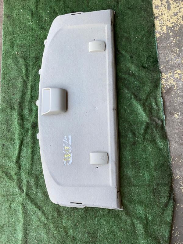 Полка багажника Toyota Belta KSP92 1KR-FE