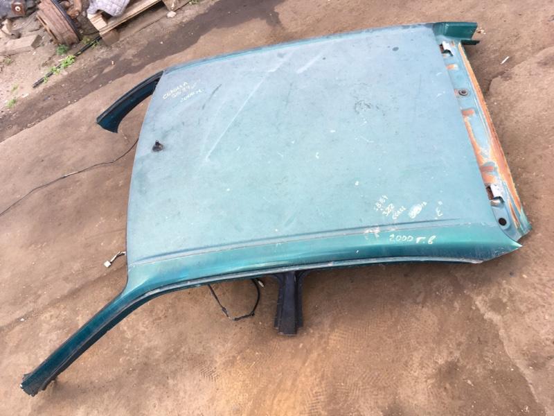 Крыша Toyota Corolla SB164