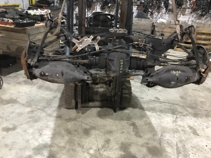 Балка поперечная Mercedes-Benz Slk 230 Kompressor 111.973 2001 задняя