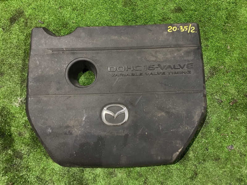 Крышка на двигатель декоративная Mazda Atenza GY3W L3