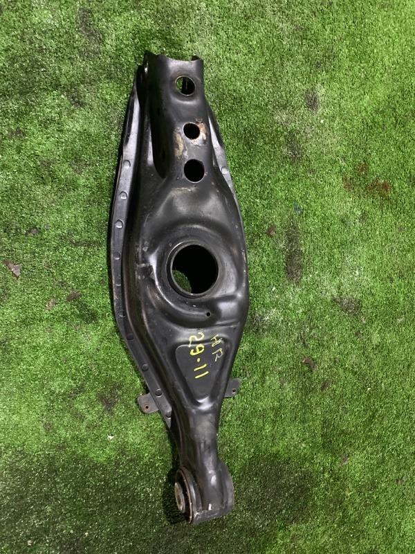Рычаг подвески Mercedes-Benz C200 203.042 271.940 2002 задний правый