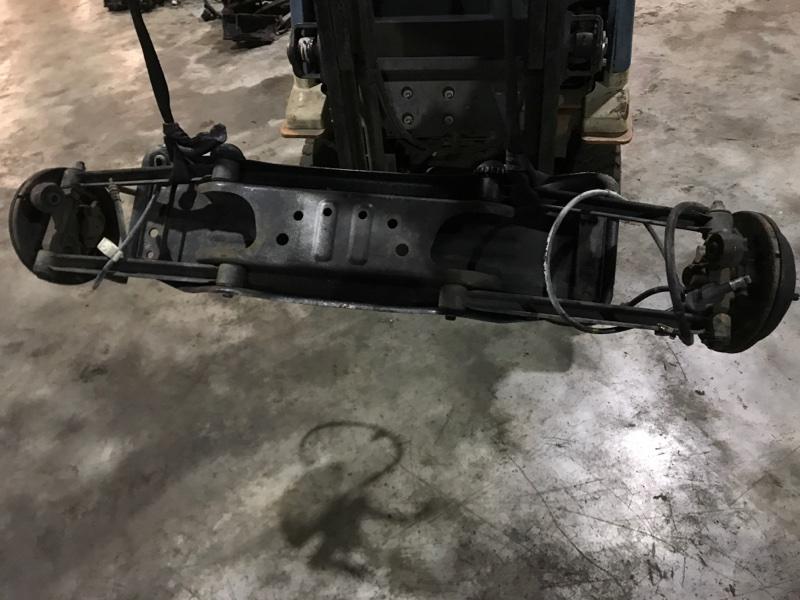 Балка поперечная Subaru R2 RC1 EN07 задняя