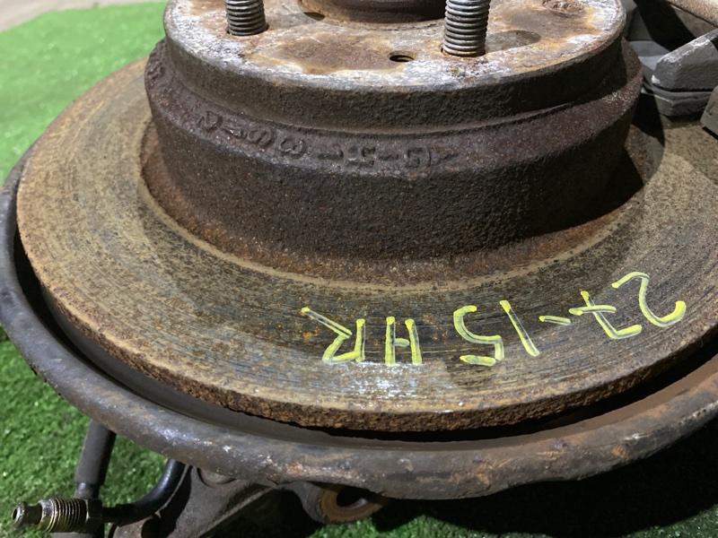 Диск тормозной Honda Stepwgn RF3 K20A задний правый
