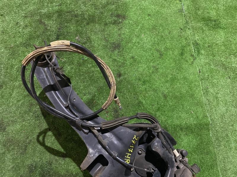 Трос ручника Mazda Axela BKEP LF задний правый