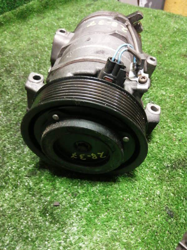 Компрессор кондиционера Honda Stepwgn RF3 K20A