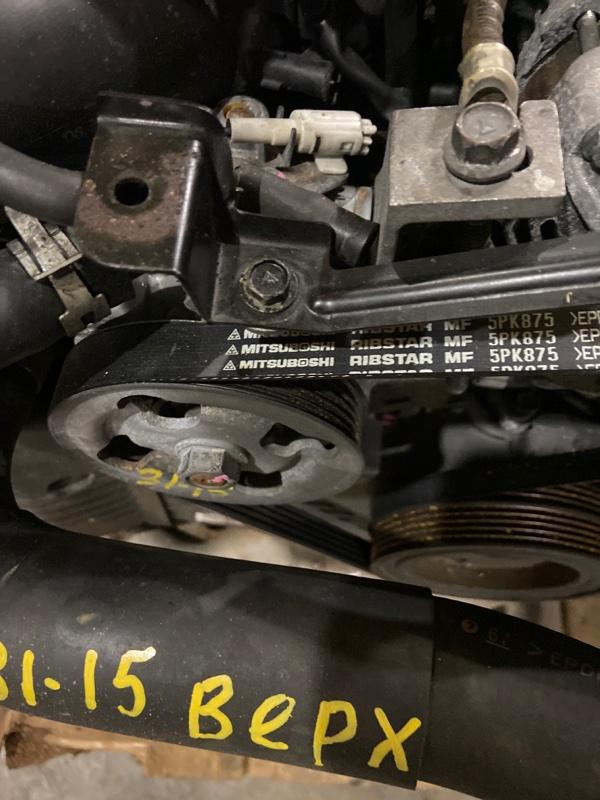 Насос гидроусилителя Subaru Legacy BP5 EJ20X