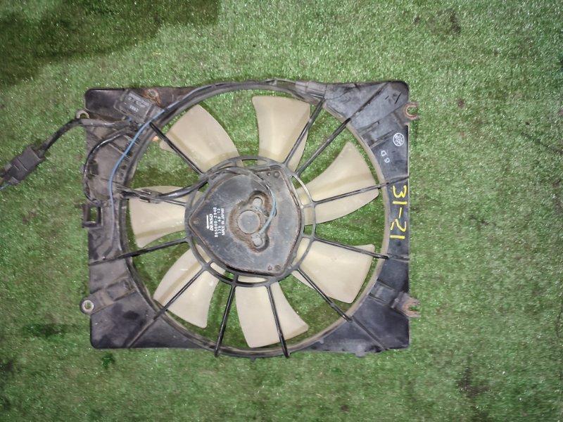 Вентилятор радиатора двигателя Honda Fit GD2 L13A