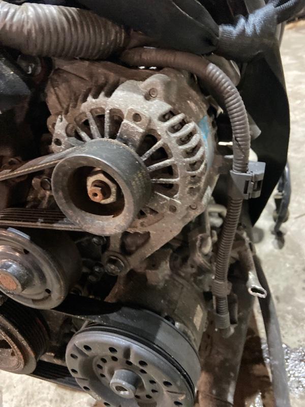 Генератор Toyota Wish ZNE14G 1ZZ-FE