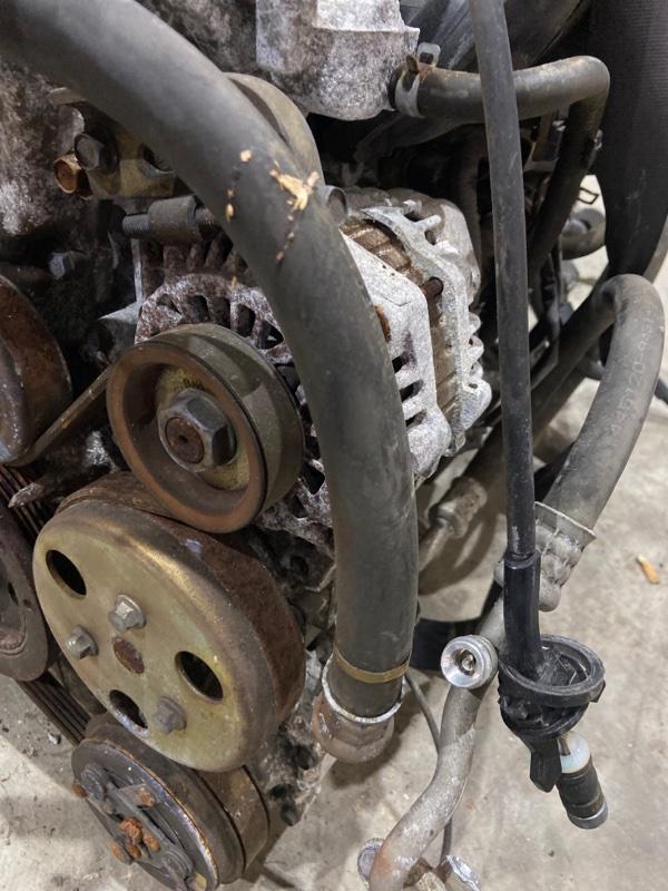 Генератор Honda Fit GD2 L13A