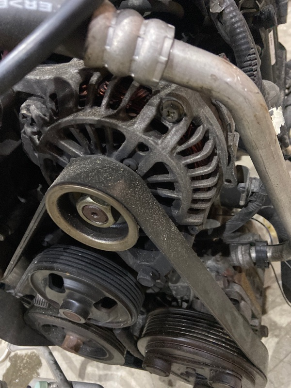 Генератор Mazda Demio DY3W ZJ-VE