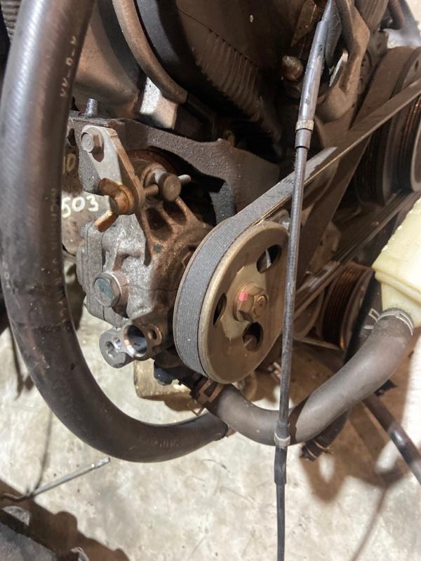 Насос гидроусилителя Honda Edix BE2 D17A