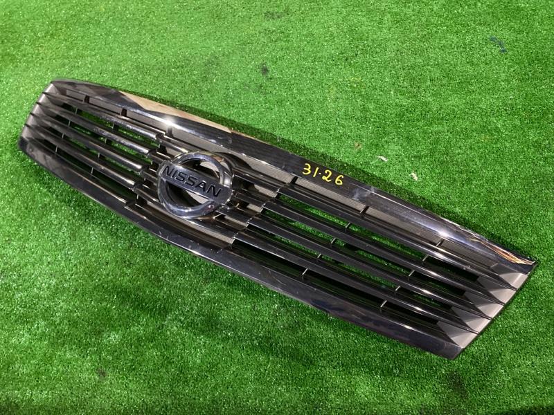 Решетка радиатора Nissan Teana J31 VQ23DE