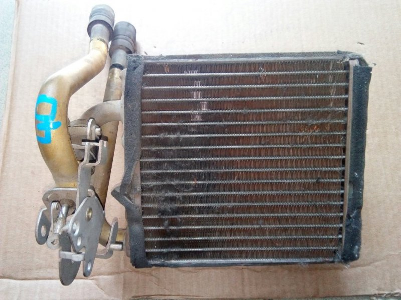 Радиатор печки Mitsubishi Canter FE315BD 4D32 1992