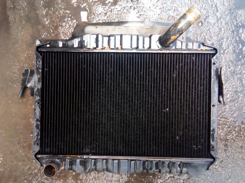Радиатор охлаждения двигателя Hino Ranger FC3JJA J07C 1997