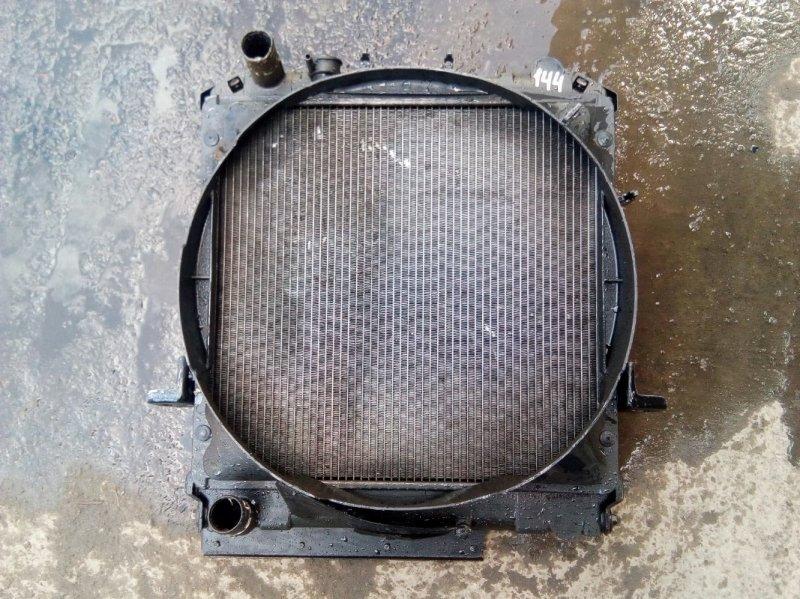 Радиатор охлаждения двигателя Isuzu Elf NKR81E 4HL1 2002