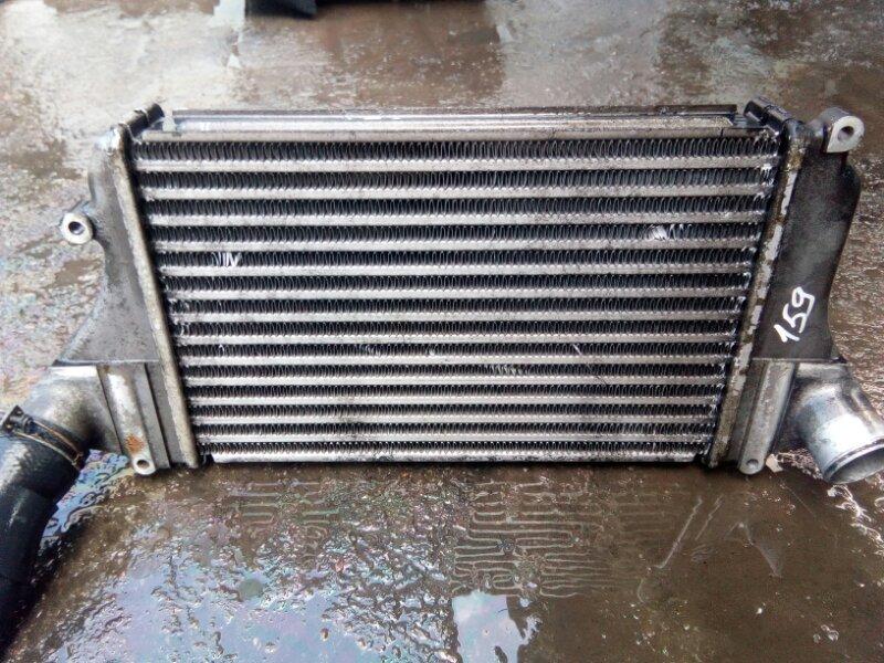 Радиатор интеркулера Mitsubishi Canter FE82DG 4M50 2002